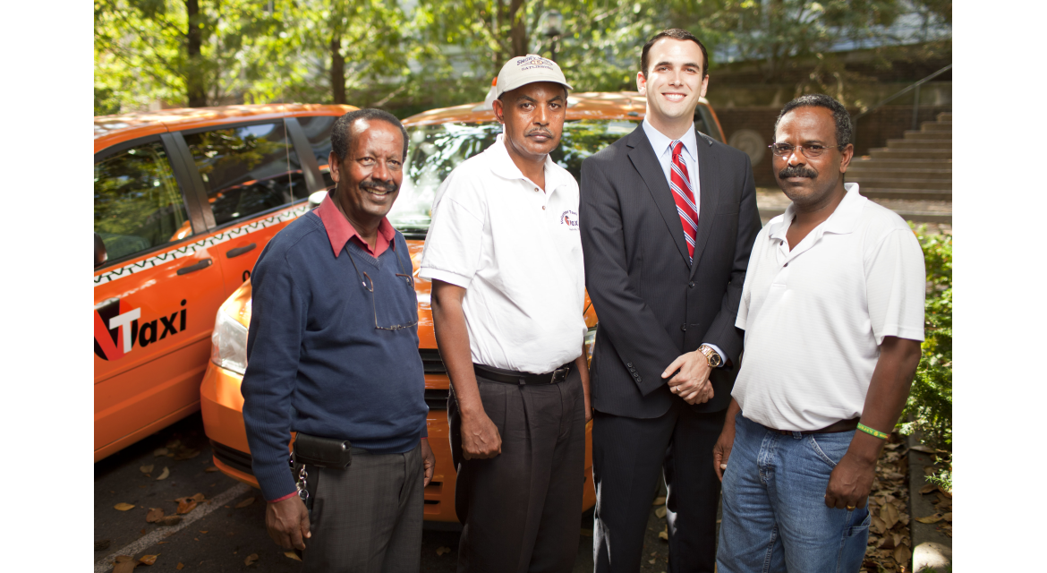 Daniel Horwitz wages successful 18-month campaign to help a group of Ethiopian immigrants achieve the American dream: https://law.vanderbilt.edu/alumni/lawyer-winter/Horwitz1.htm